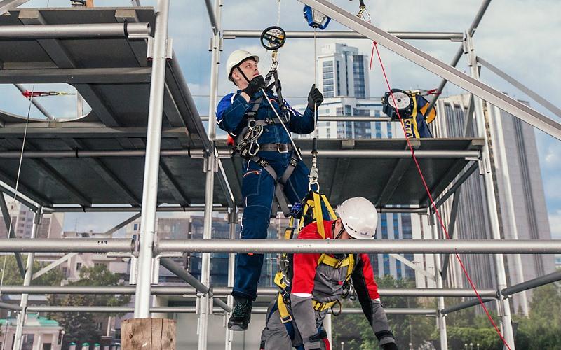 Охрана труда при работе на высоте - 3 группа
